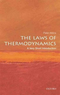 Book The Laws of Thermodynamics: A Very Short Introduction by Peter Atkins