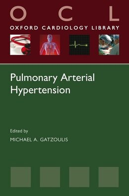 Book Pulmonary Arterial Hypertension by Michael A. Gatzoulis