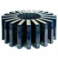 Oxford English Dictionary: 20 vol. print set and CD ROM