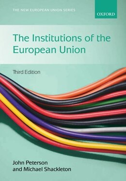 Book The Institutions of the European Union by John Peterson
