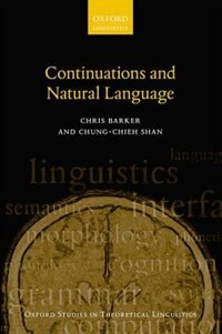 Book Continuations and Natural Language by Chris Barker