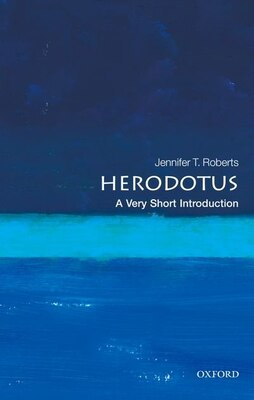 Book Herodotus: A Very Short Introduction by Jennifer T. Roberts
