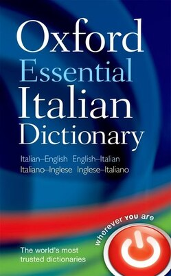 Book Oxford Essential Italian Dictionary by Oxford Dictionaries