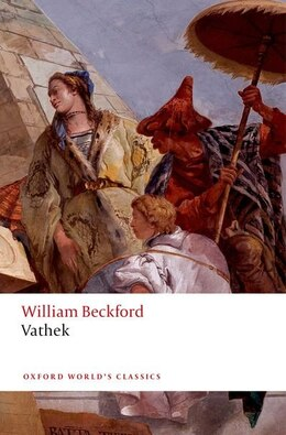 Book Vathek by William Beckford