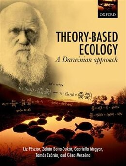 Book Theory-Based Ecology: A Darwinian approach by Liz Pasztor