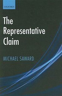 Book The Representative Claim by Michael Saward