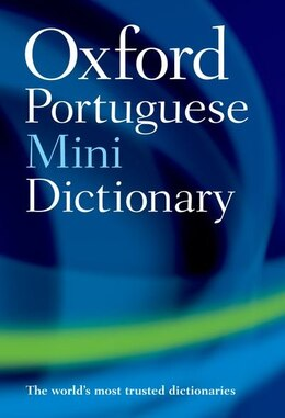 Book Oxford Portuguese Mini Dictionary by Oxford Dictionaries
