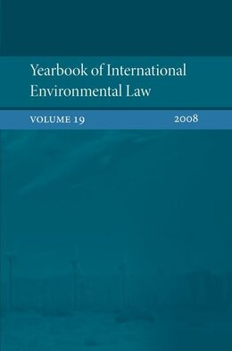 Book Yearbook of International Economic Law 2008: Volume 19 by Ole Kristian Fauchald
