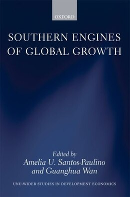Book Southern Engines of Global Growth by Amelia U. Santos-paulino