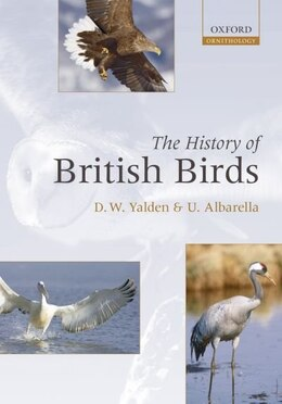 Book The History of British Birds by Derek Yalden