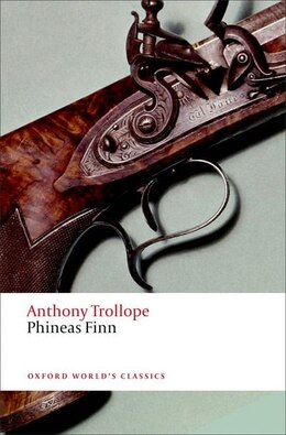 Book Phineas Finn by Anthony Trollope