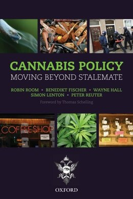 Book Cannabis Policy: Moving beyond stalemate by Robin Room