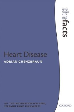 Book Heart Disease by Adrian Chenzbraun