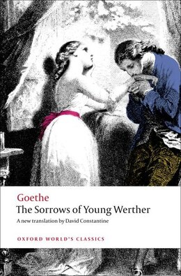Book The Sorrows of Young Werther by Johann Wolfgang von Goethe