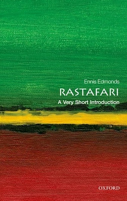 Book Rastafari: A Very Short Introduction by Ennis B. Edmonds