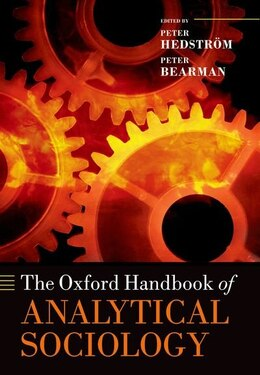 Book The Oxford Handbook of Analytical Sociology by Peter Hedstrom