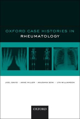 Book Oxford Case Histories in Rheumatology by Joel David