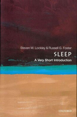 Book Sleep: A Very Short Introduction by Russell G. Foster