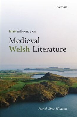 Book Irish Influence on Medieval Welsh Literature by Patrick Sims-Williams