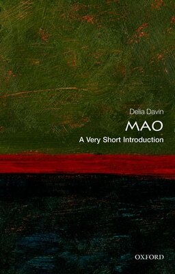 Book Mao: A Very Short Introduction by Delia Davin