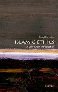 Book Islamic Ethics: A Very Short Introduction by Tariq Ramadan