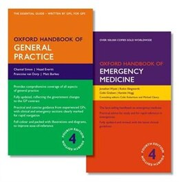 Book Oxford Handbook of Emergency Medicine by Jonathan P. Wyatt