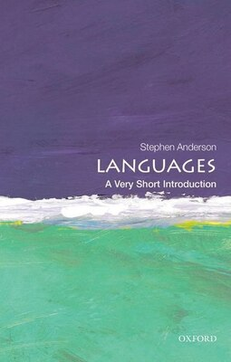 Book Languages: A Very Short Introduction by Stephen Anderson