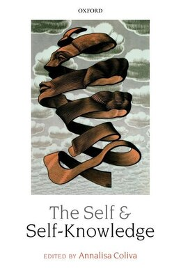 Book The Self and Self-Knowledge by Annalisa Coliva