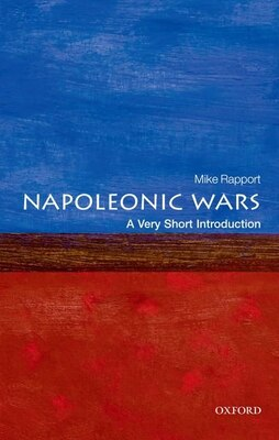 Book The Napoleonic Wars: A Very Short Introduction by Mike Rapport