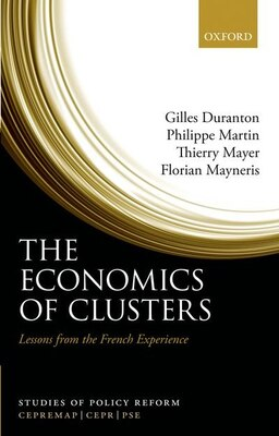Book The Economics of Clusters: Lessons from the French Experience by Gilles Duranton