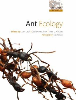 Book Ant Ecology by Lori Lach