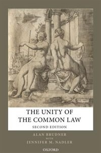 Book The Unity of the Common Law by Alan Brudner
