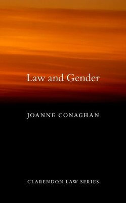 Book Gender and the Law by Joanne Conaghan