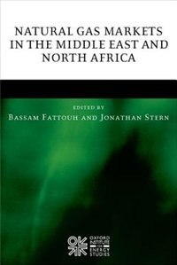 Book Natural Gas in the Middle East and North Africa by Jonathan Stern