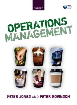 Book Operations Management by Peter Jones