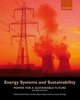 Book Energy Systems and Sustainability: Power for a Sustainable Future by Bob Everett
