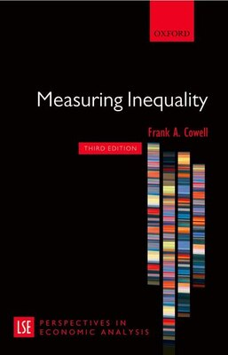Book Measuring Inequality by Frank Cowell