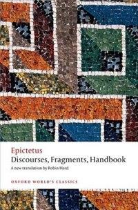 Book Discourses, Fragments, Handbook by Epictetus