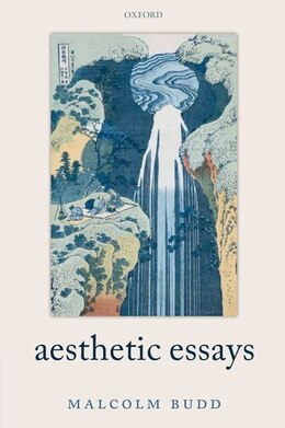 Book Aesthetic Essays by Malcolm Budd