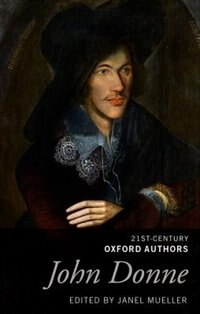 Book John Donne: 21st-Century Oxford Authors by Janel Mueller