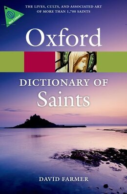 Book The Oxford Dictionary of Saints: Fifth Edition Revised by David Farmer