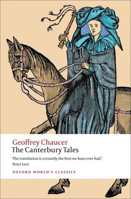 Book The Canterbury Tales: New Edition by Geoffrey Chaucer