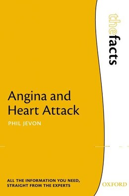 Book Angina and Heart Attack by Phil Jevon