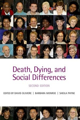 Book Death, Dying, and Social Differences by David Oliviere