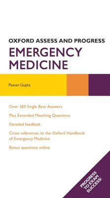 Book Emergency Medicine by Pawan Gupta