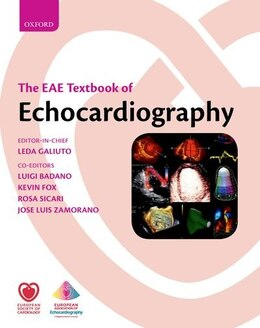 Book The EAE Textbook of Echocardiography by Leda Galiuto
