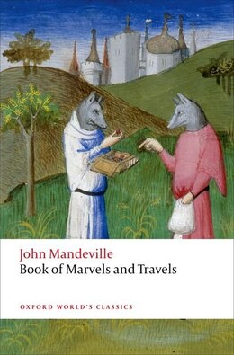 Book The Book of Marvels and Travels by John Mandeville