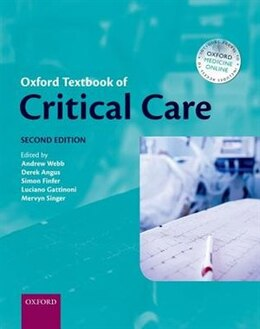 Book Oxford Textbook of Critical Care by Andrew Webb
