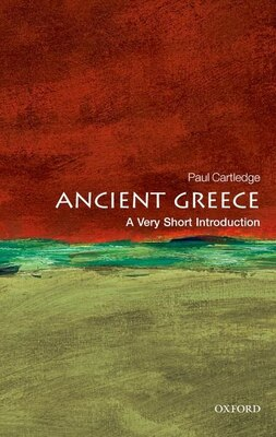 Book Ancient Greece: A Very Short Introduction by Paul Cartledge