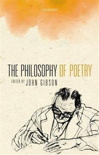 Book The Philosophy of Poetry by John Gibson